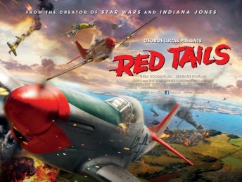Red Tails UK Poster