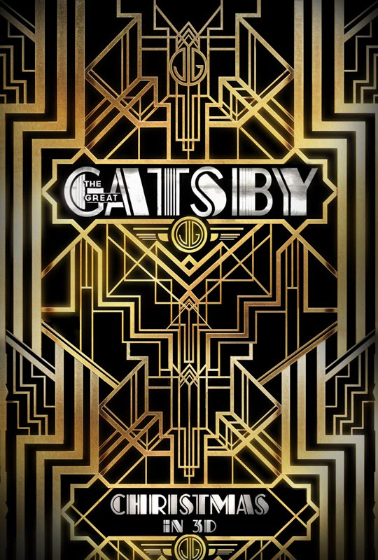 The Great Gatsby promo poster