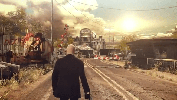 New Hitman Absolution Gameplay Footage