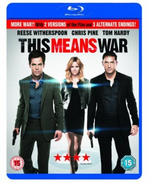This Means War Blu-ray Packshot