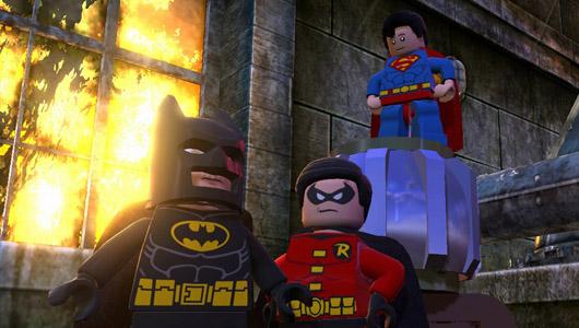 LEGO Batman 2 Screenshot