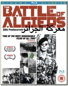 The Battle of Algiers Blu-ray cover