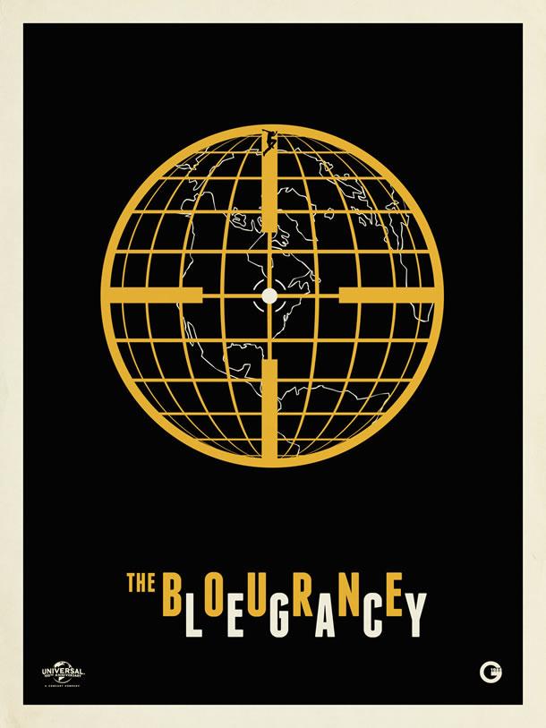 The Bourne Legacy Comic-Con Poster