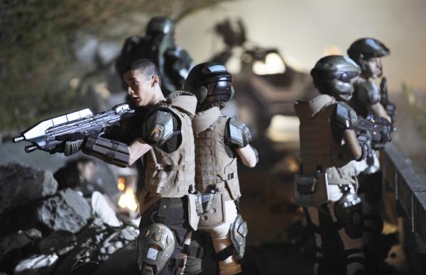 Halo 4 Forward Unto Dawn New Photos