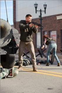 Chris Hemsworth in Red Dawn