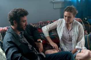 Josh Radnor and Elizabeth Olsen in Liberal Arts