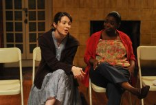 Mary Elizabeth Winstead and Octavia Spencer in Smashed