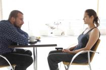 Matthias Schoenaerts and Martion Cotillard in Rust and Bone