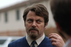 Nick Offerman in Smashed