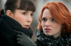 Noomi Rapace and Karoline Herfurth in Passion