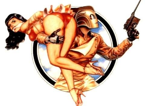 TheRocketeer-saves-the-girl