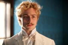 Aaron Taylor-Johnson in Anna Karenina 15