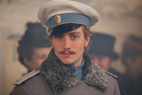 Aaron Taylor-Johnson in Anna Karenina 16