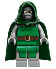 LEGO - Marvel and DC Character (2)