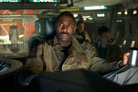 Prometheus Idris Elba