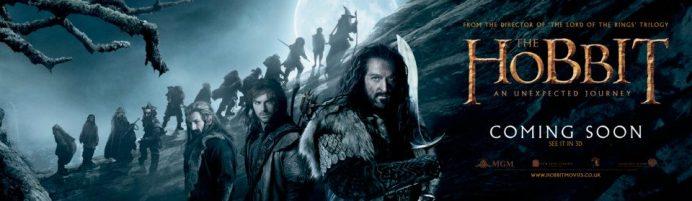 The Hobbit: An Unexpected Journey Banner