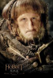 The Hobbit: An Unexpected Journey Character Poster – Ori