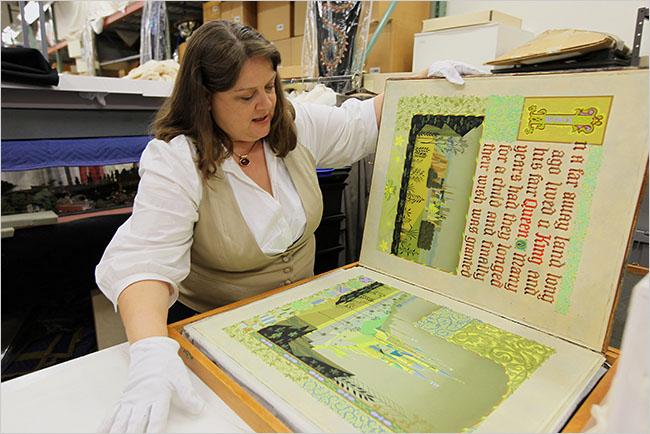 Becky-Cline-Disney-Archivist