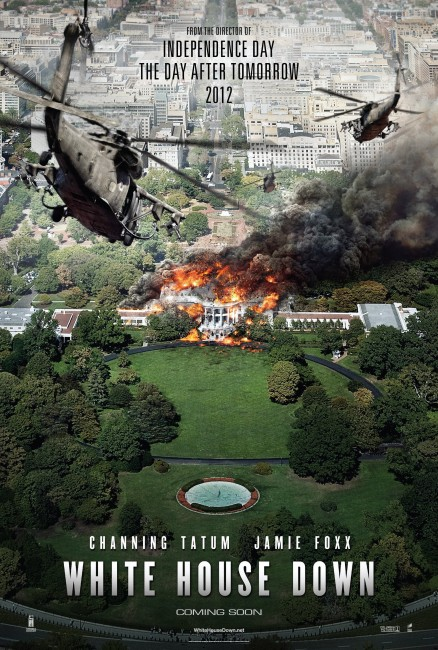 White-House-Down-Poster