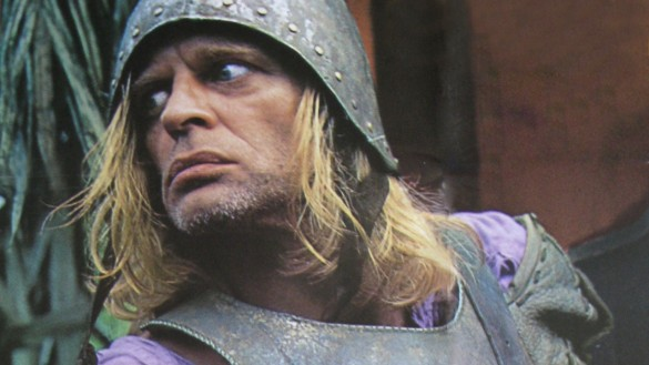 Aguirre wrath of god Kinski