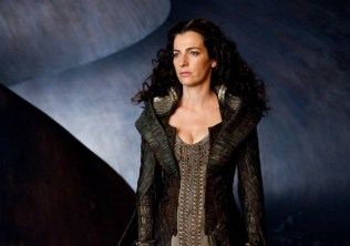 Ayelet Zurer in Man of Steel