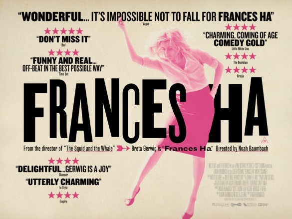 Frances Ha UK poster