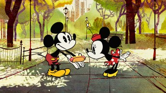 Mickey-Mouse-and-Minnie-Mouse-in-New-York-Weenie