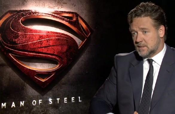 Russell Crowe - Man of Steel
