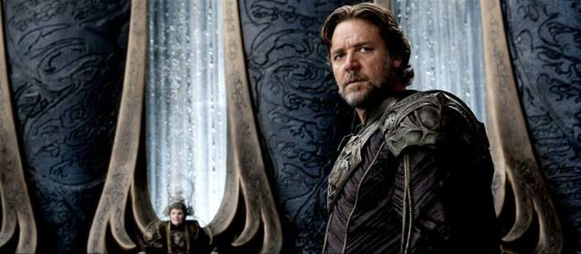 Russell Crowe in Man of Steel