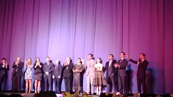 Cast and Filmmakers of Man of Steel