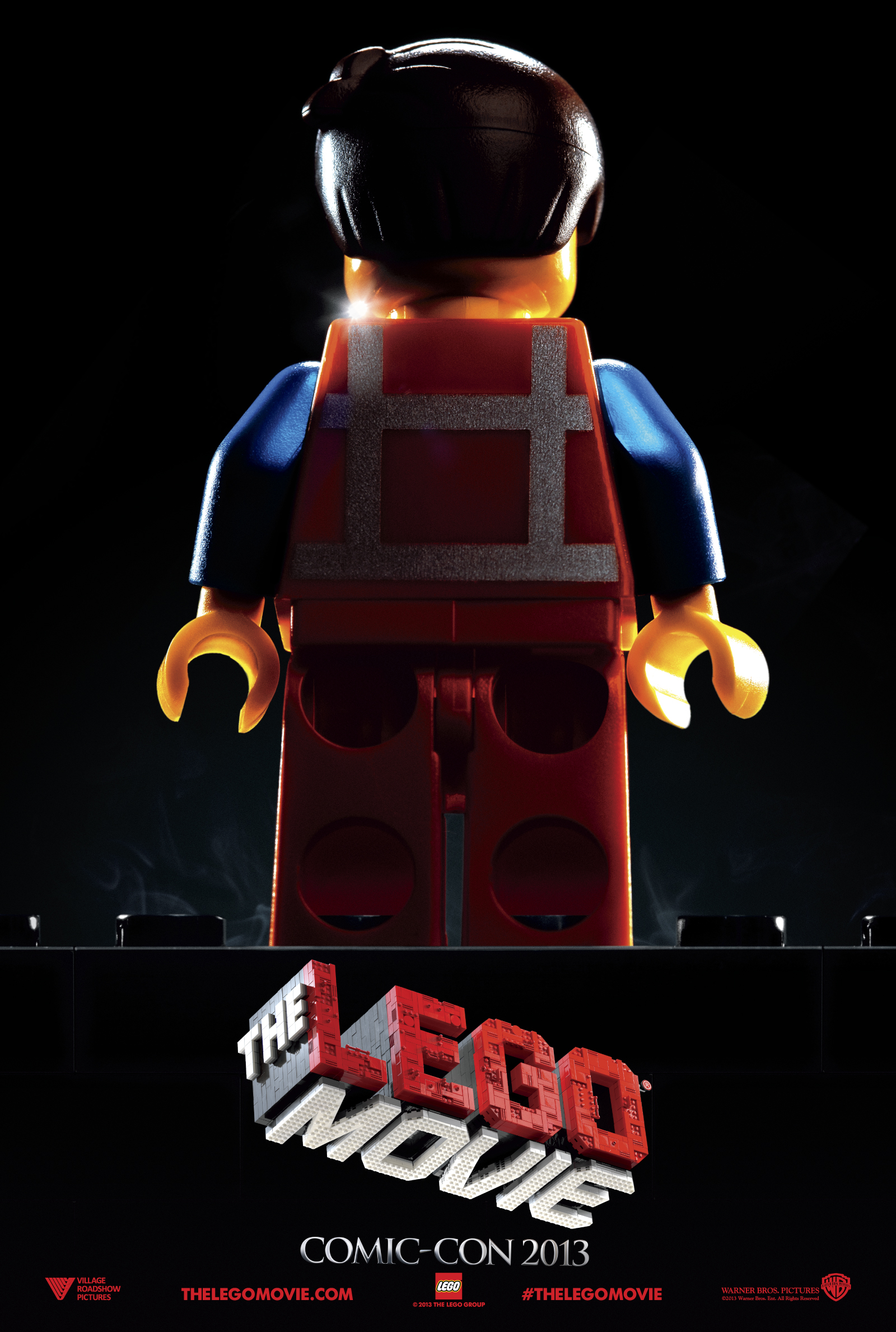 The Lego Movie Preview Meet Emmet