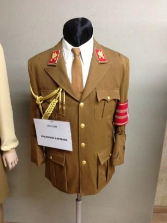 Inglourios Basterds Uniform