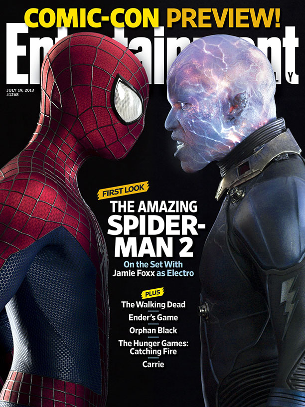 The-Amazing-Spider-Man-2-EW-Cover