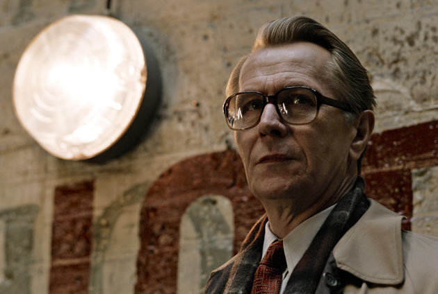 George Smiley from Tinker Tailor Soldier Spy