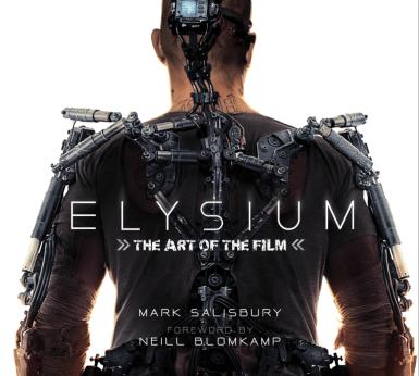 Elysium-The-Art-of-Film-Cover