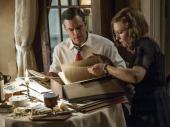 Matt-Damon-and-Cate-Blanchett-in-in-The-Monuments-Men
