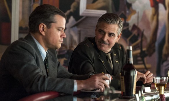 Matt-Damon-and-George-Clooney-in-The-Monuments-Men
