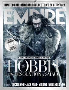 The-Hobbit:-The-Desolation-of-Smaug-Thorin-Oakenshield-Cover