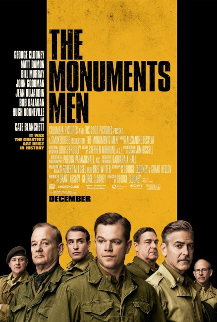 The_Monuments_Men-George_Clooney-Poster