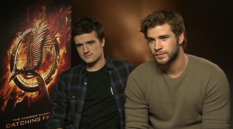 Interview Liam Hemsworth And Josh Hutcherson On The