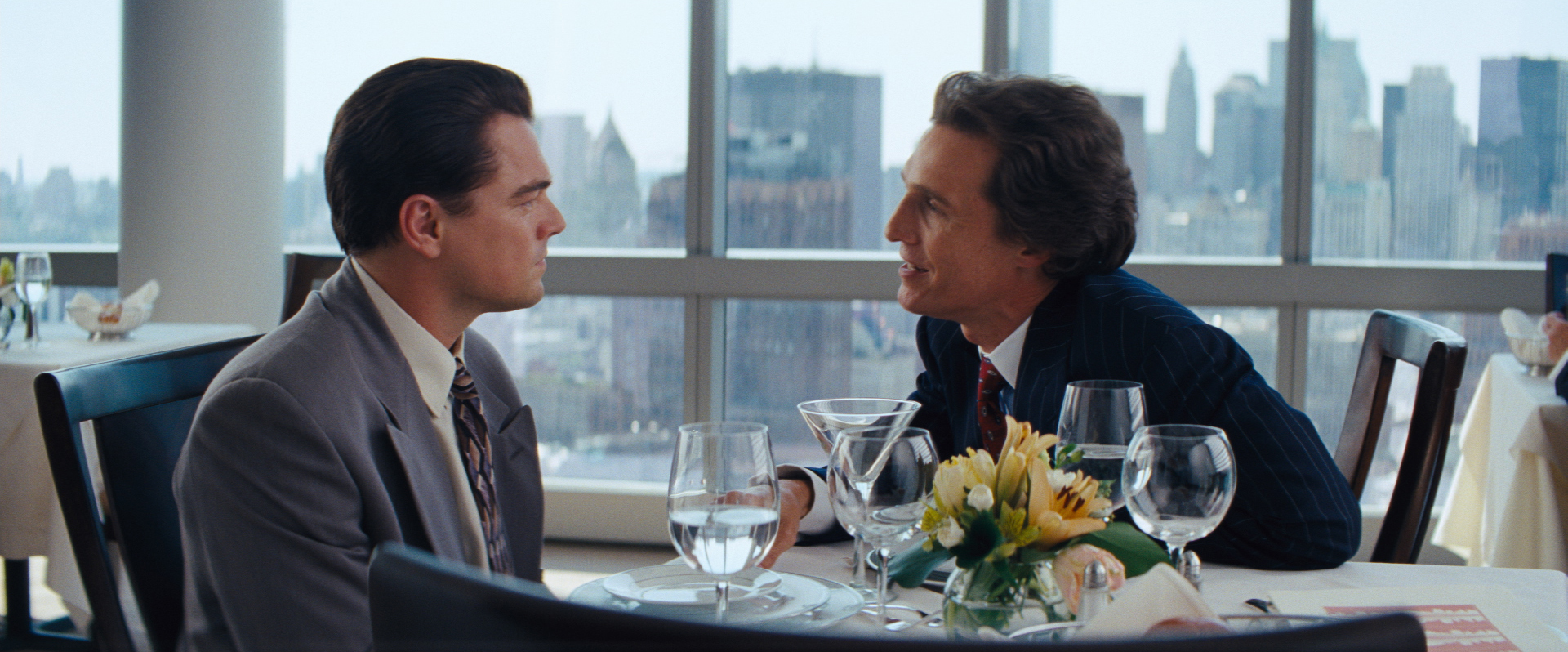 Image result for matthew mcconaughey the wolf of wall street