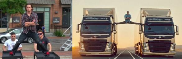 Tatum Van Damme Trucks