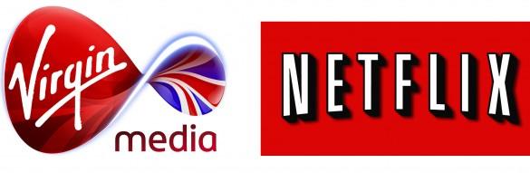 Virgin Media - Netflix