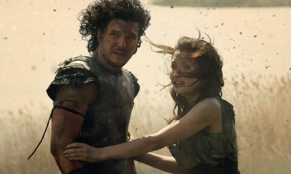 Kit-Harington-and-Emily-Browning-in-Pompeii