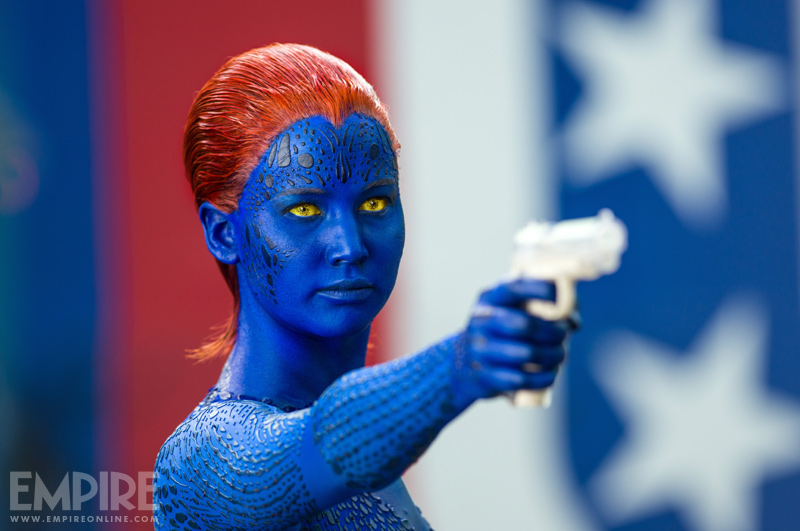 MUST SEE VIDEO: The X-Men: Days of Future Past tease shown with The Amazing Spider-Man 2