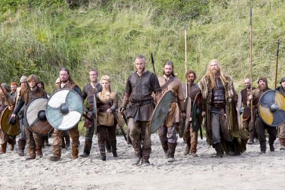 Vikings Behind the Scenes 3