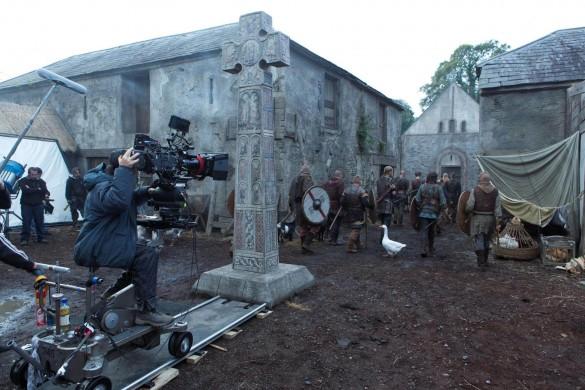 Vikings Behind the Scenes