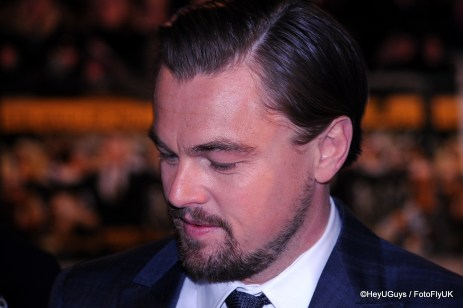 Leonardo Di Caprio at The Wolf of Wall Street Premiere