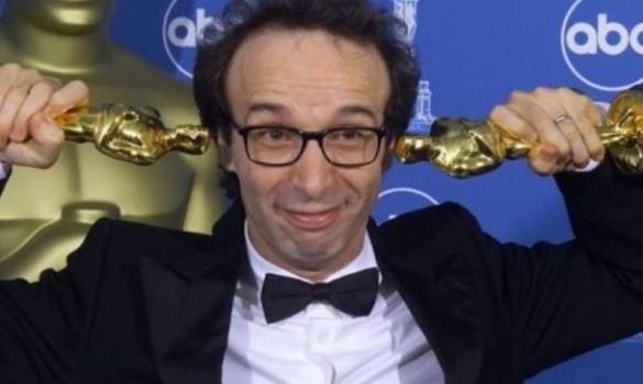 Oscars 1999 Roberto Benigni