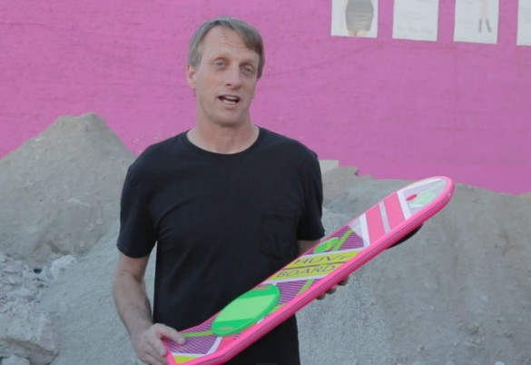 Tony Hawk - Hoverboard